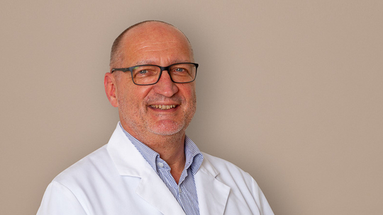 PD Dr. med. Moritz Braun, Urologist (FMH), specialised in operative Urology, Medical Director Practice Männedorf