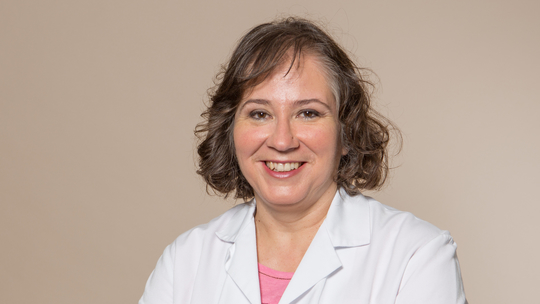 Dr. med. Astrid Bagot, Chief Medical Officer, Urologist (FMH)