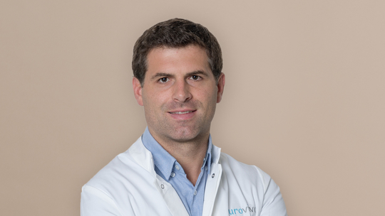 Dr. med. David Zimmermann, Urologist, Specialist in Andrology