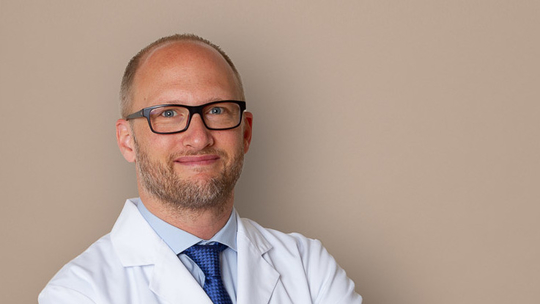 Dr. med. Tobias Gramann, Urologist - Focus on operative urology