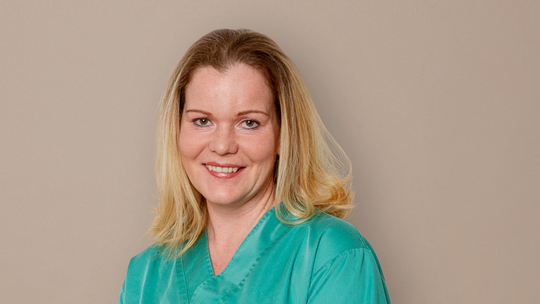 Kerstin Wolter, Registered Nurse Anaesthesiology